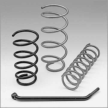 Alloy spring steels and stabilizer bars